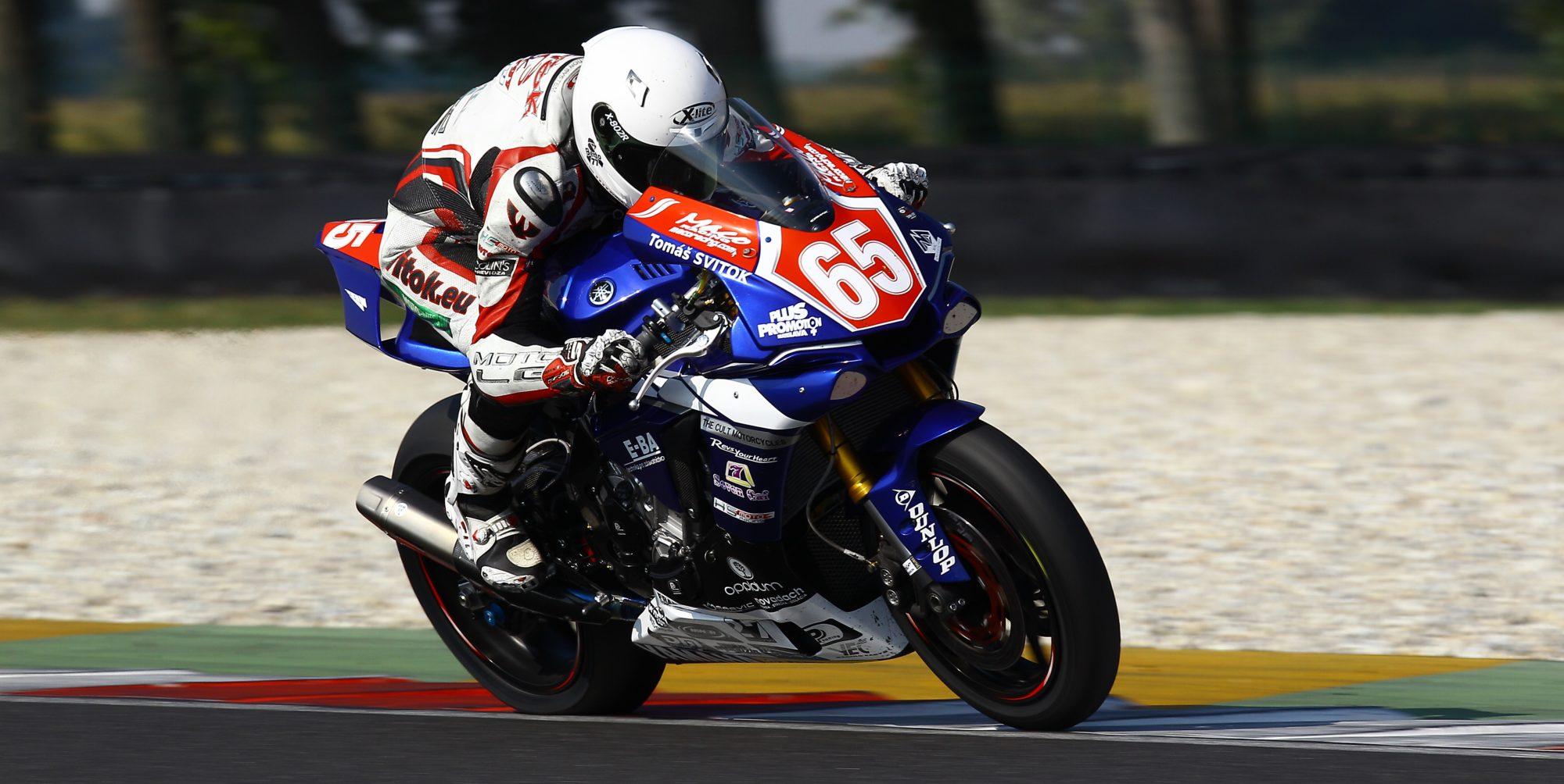 Tomáš Svitok - Oficialna stránka motocyklového pretekára Tomáša Svitka